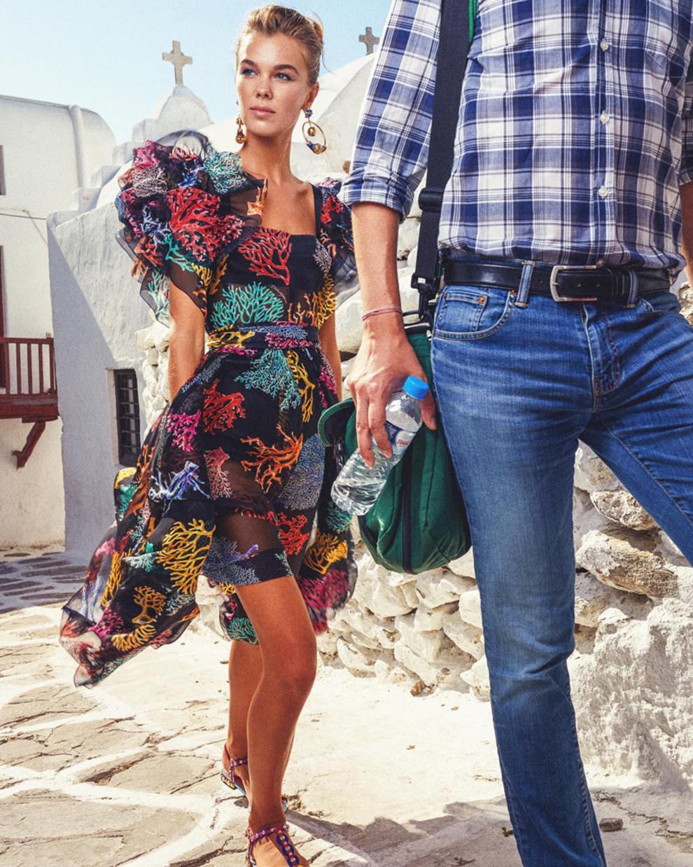 Украинская модель стала лицом Dolce & Gabbana
