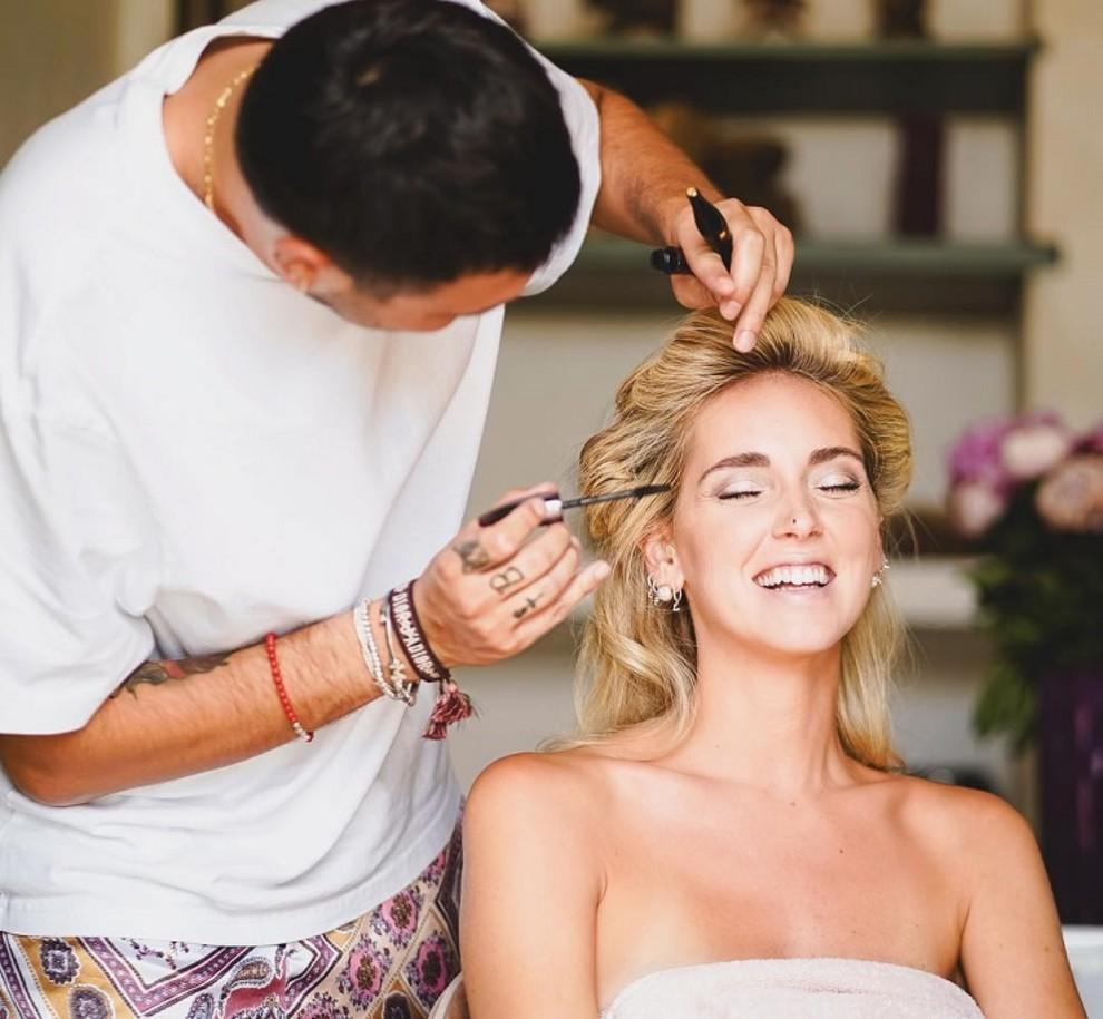 587db8ddb06202 Як повторити весільний макіяж К'яри Ферраньї | Vogue Ukraine - Vogue UA