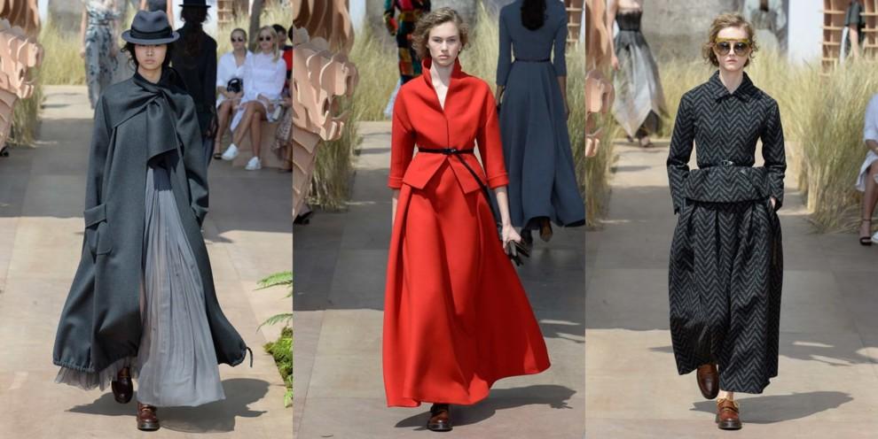 Неделя моды встолице франции: Водянова Дион Портман напоказе Dior