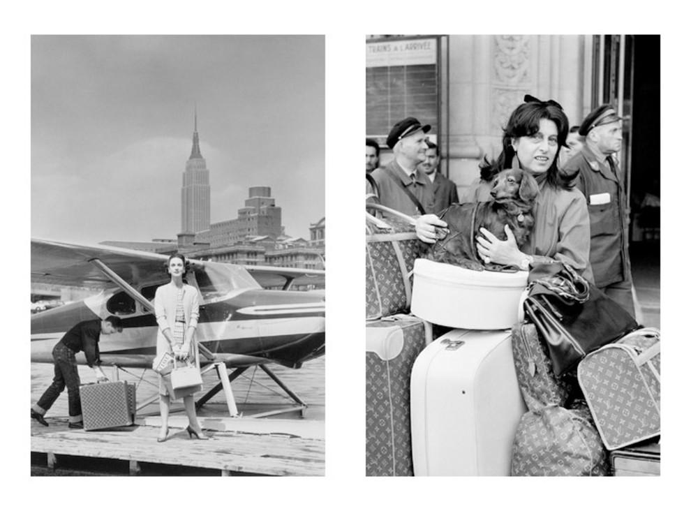 c3e06a9c0c60 Повседневная одежда стала набирать популярность в 60-х и 70-х годах. Louis  Vuitton не прошли мимо этого тренда и начали выпускать дамские сумочки.