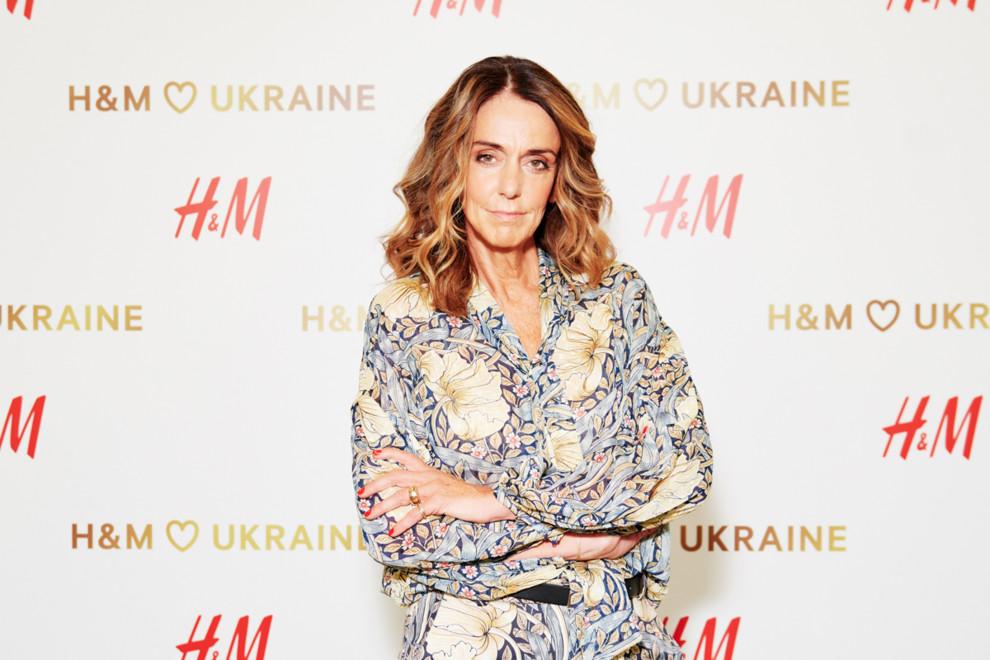 Доминик Фантачино о том, каким будет H M в Украине   Vogue Ukraine 7143f3236db