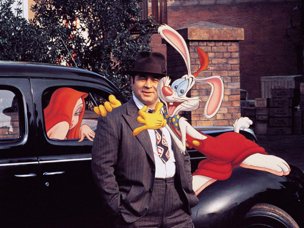 Кадр из фильма «Кто подставил кролика Роджера», 1988