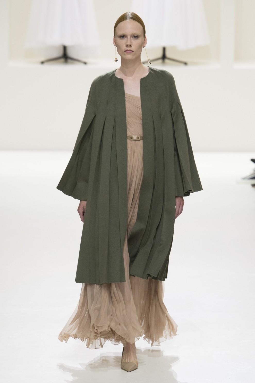 27345597dabf В святая святых  коллекция Christian Dior Couture осень-зима 2018 ...