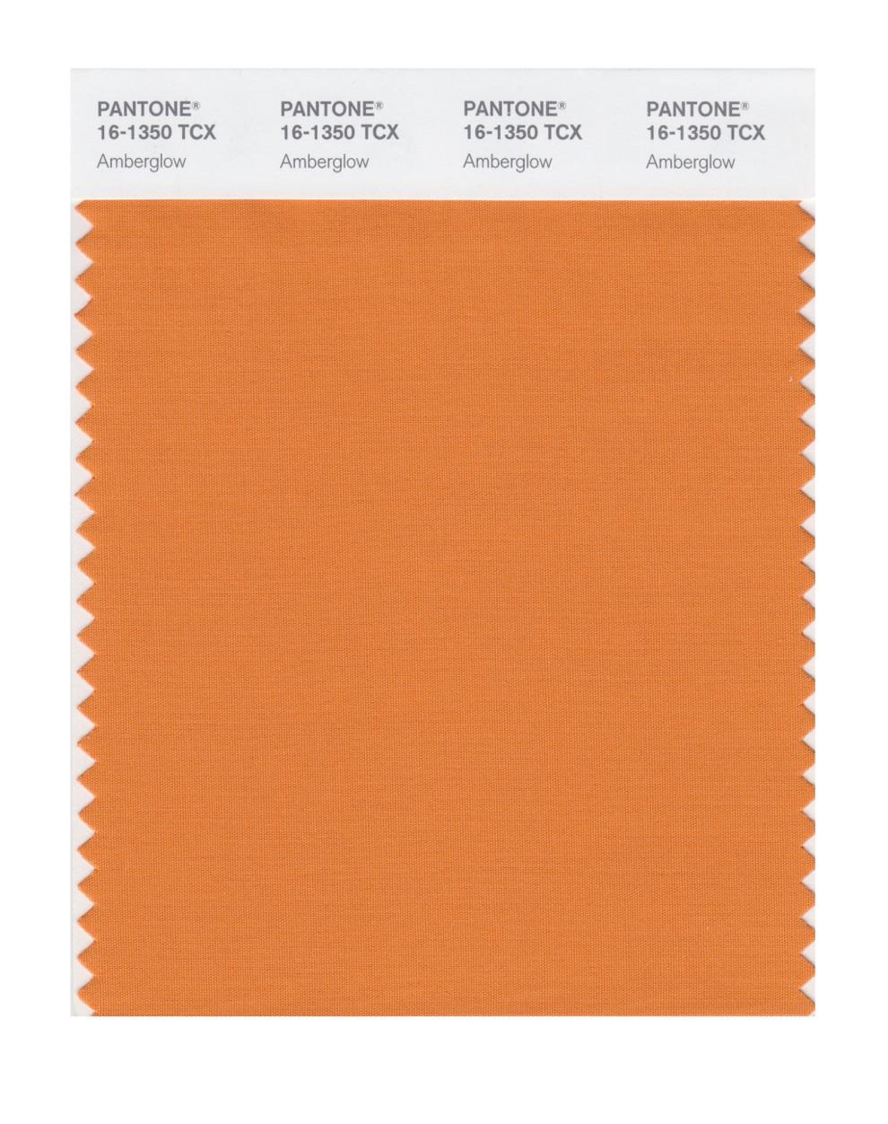 Модные цвета на зиму 2020/2021: персиковая нуга и оранжевый янтарь