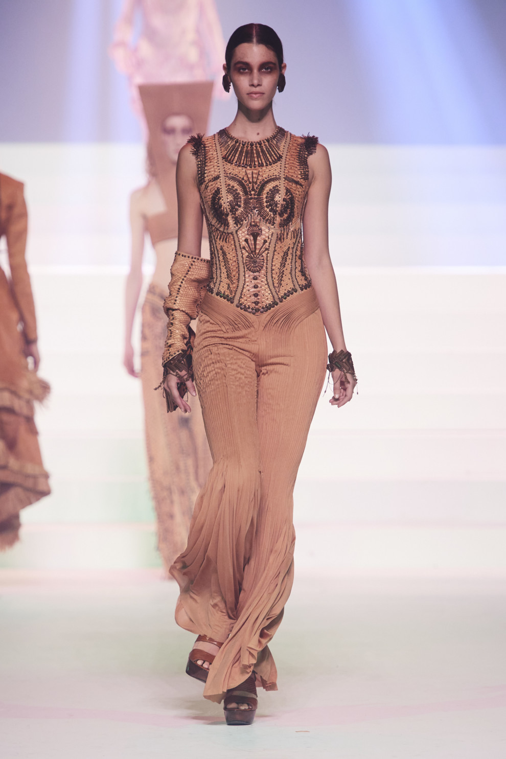 Jean Paul Gaultier Couture весна-лето 2020