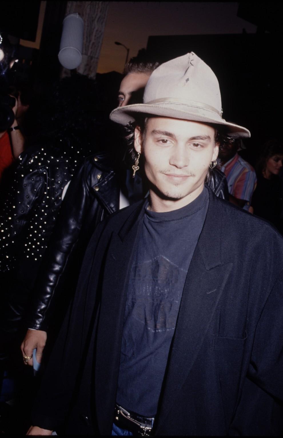 Джонни Депп, 1995