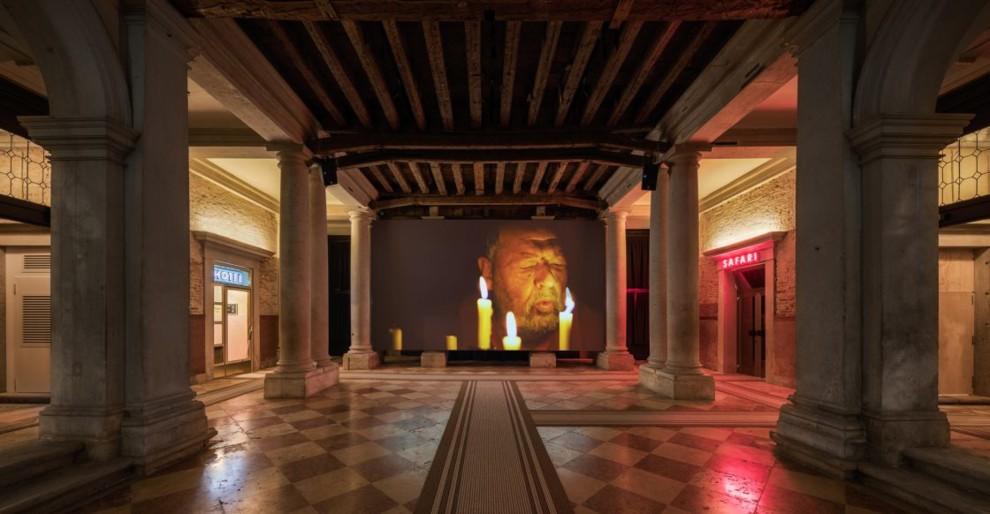 Украина вошла втройку наилучших наВенецианском биеннале— Е.Нищук