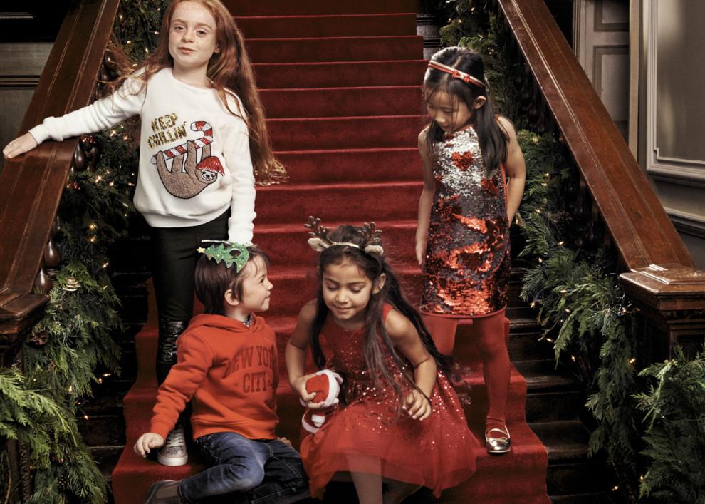 5bfd5917b192d - Новогодняя коллекция H&M: семейный праздник
