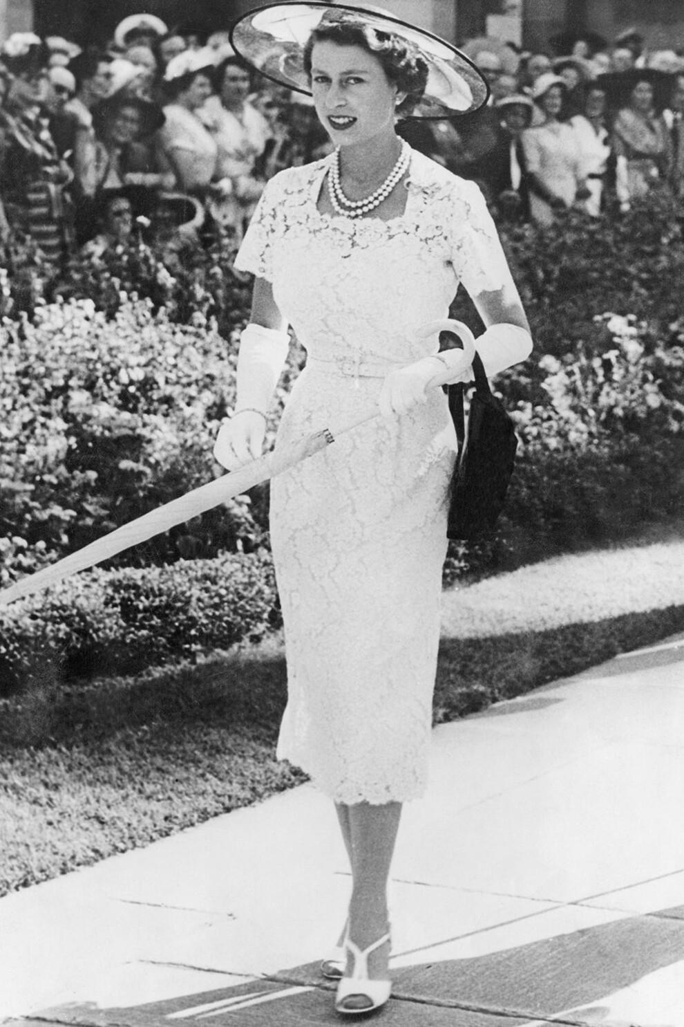 67 лет на троне: редкие фотографии королевы Елизаветы II