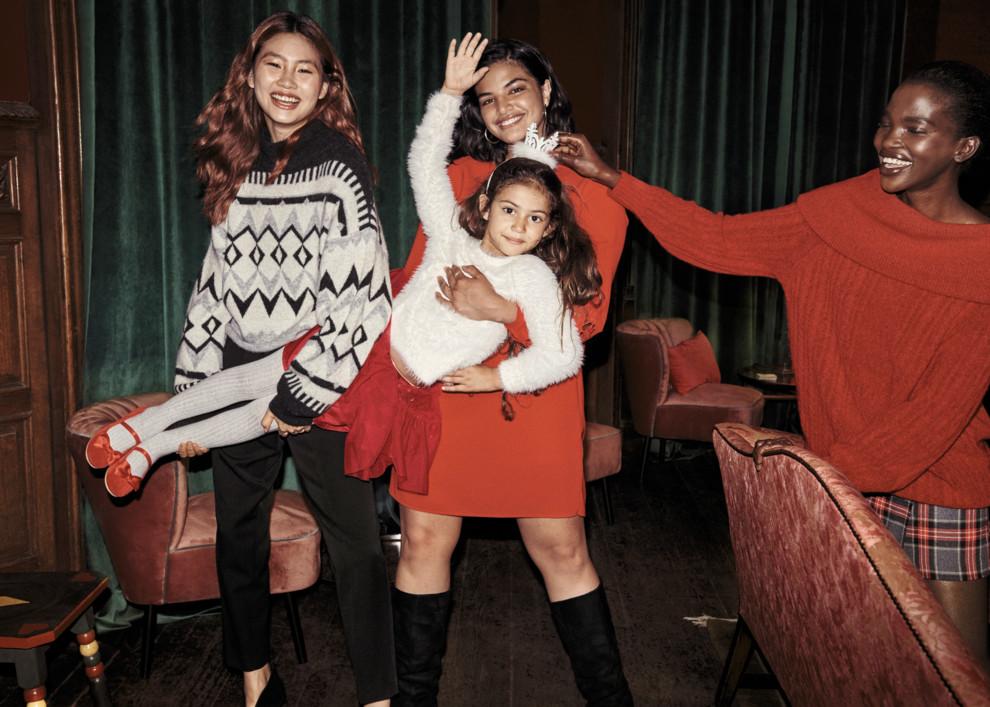5bfd593de09bb - Новогодняя коллекция H&M: семейный праздник