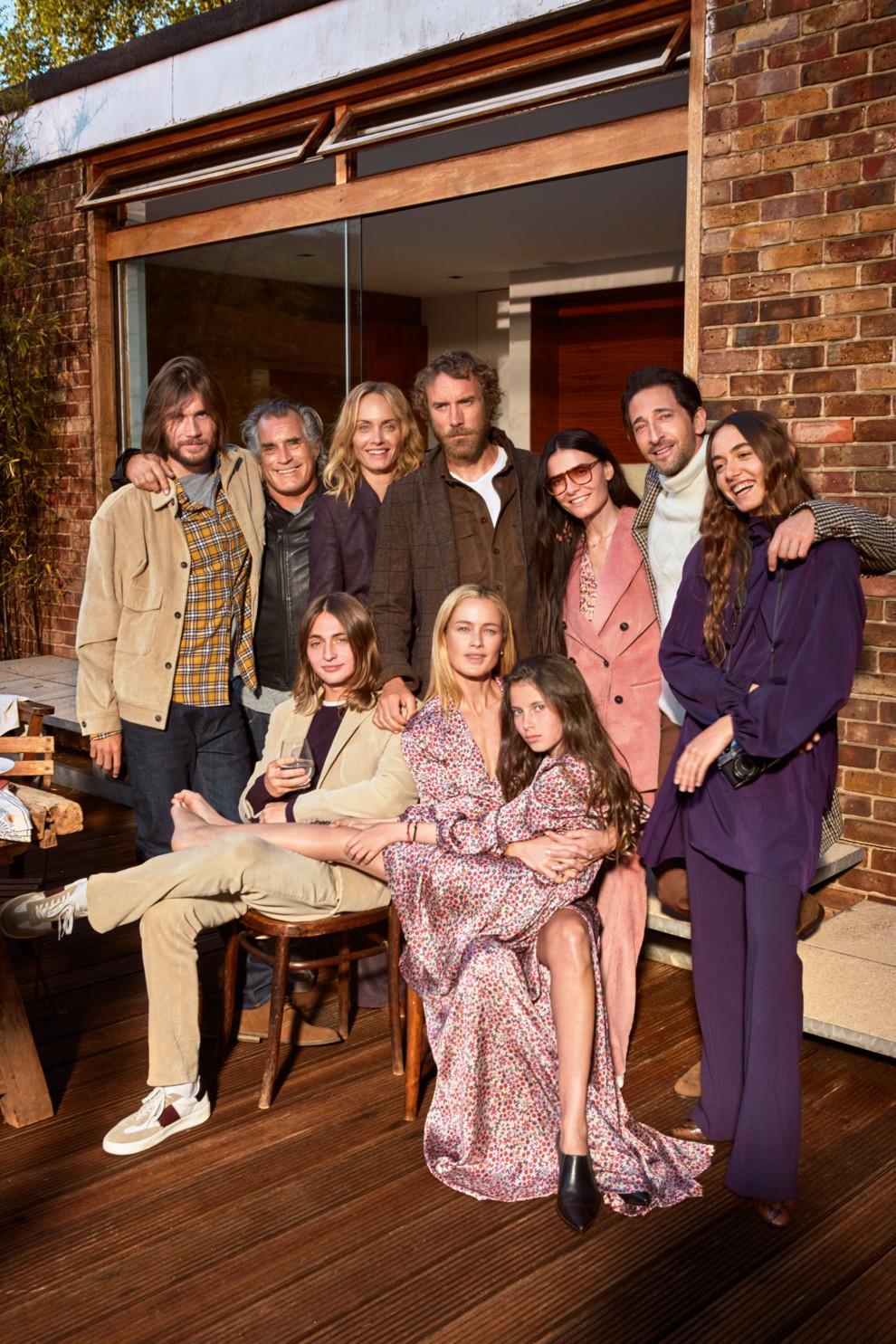 26c9c3c96237 Легенды осени  новая коллекция Mango осень-зима 2018 2019   Vogue ...
