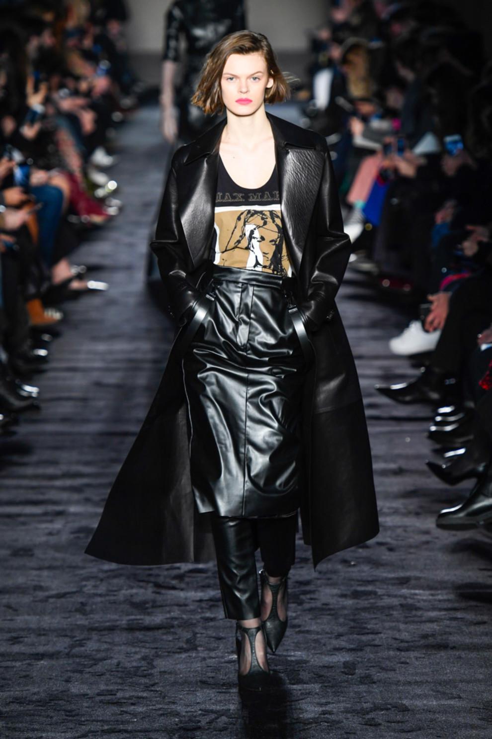 a554655f9ed Неделя моды в Милане  Max Mara и Emilio Pucci