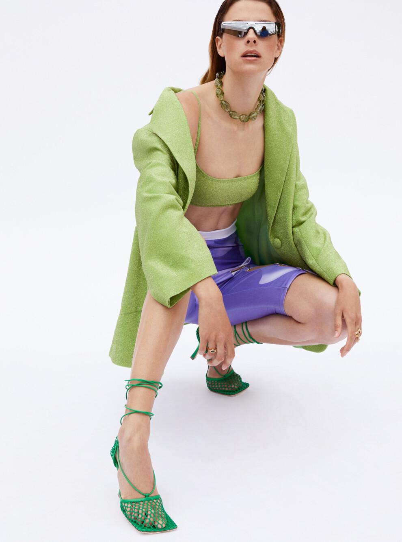 Днепрянка снялась в яркой фотосессии для Vogue (Фото). Афиша Днепра