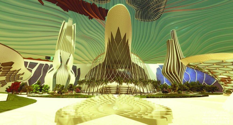 ОАЭ планируют построить город наМарсе