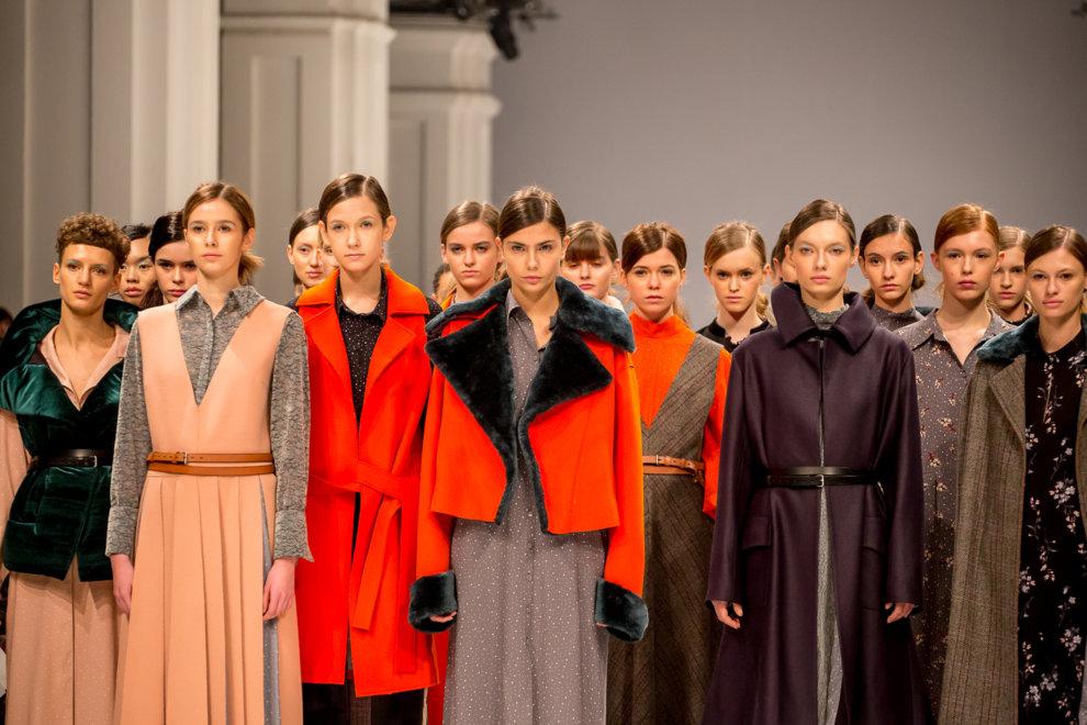 Что будет диктовать мода вновом сезоне— Ukrainian Fashion Week
