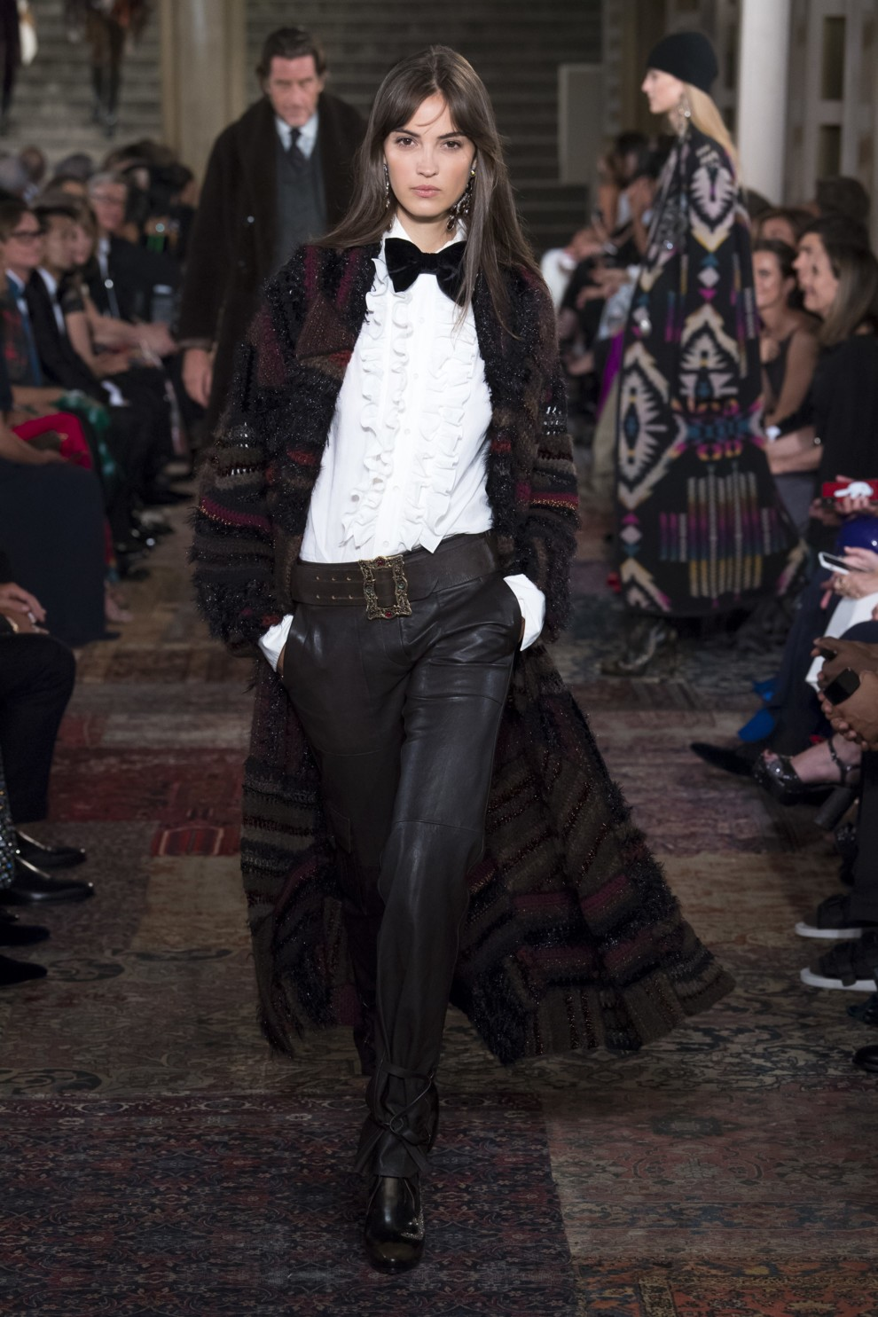 5b93714466c4f - Юбилейный показ Ralph Lauren fall/winter 2018-2019