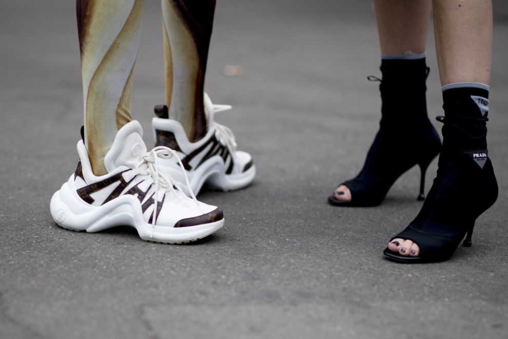 Гид по самой модной обуви осени | Vogue Ukraine - Vogue UA