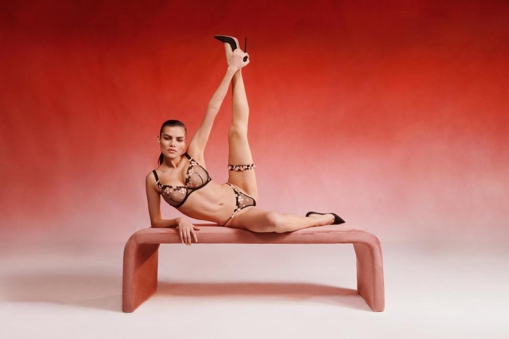 Agent Provocateur показали коллекцию белья ко Дню святого Валентина | Vogue  Ukraine - Vogue UA
