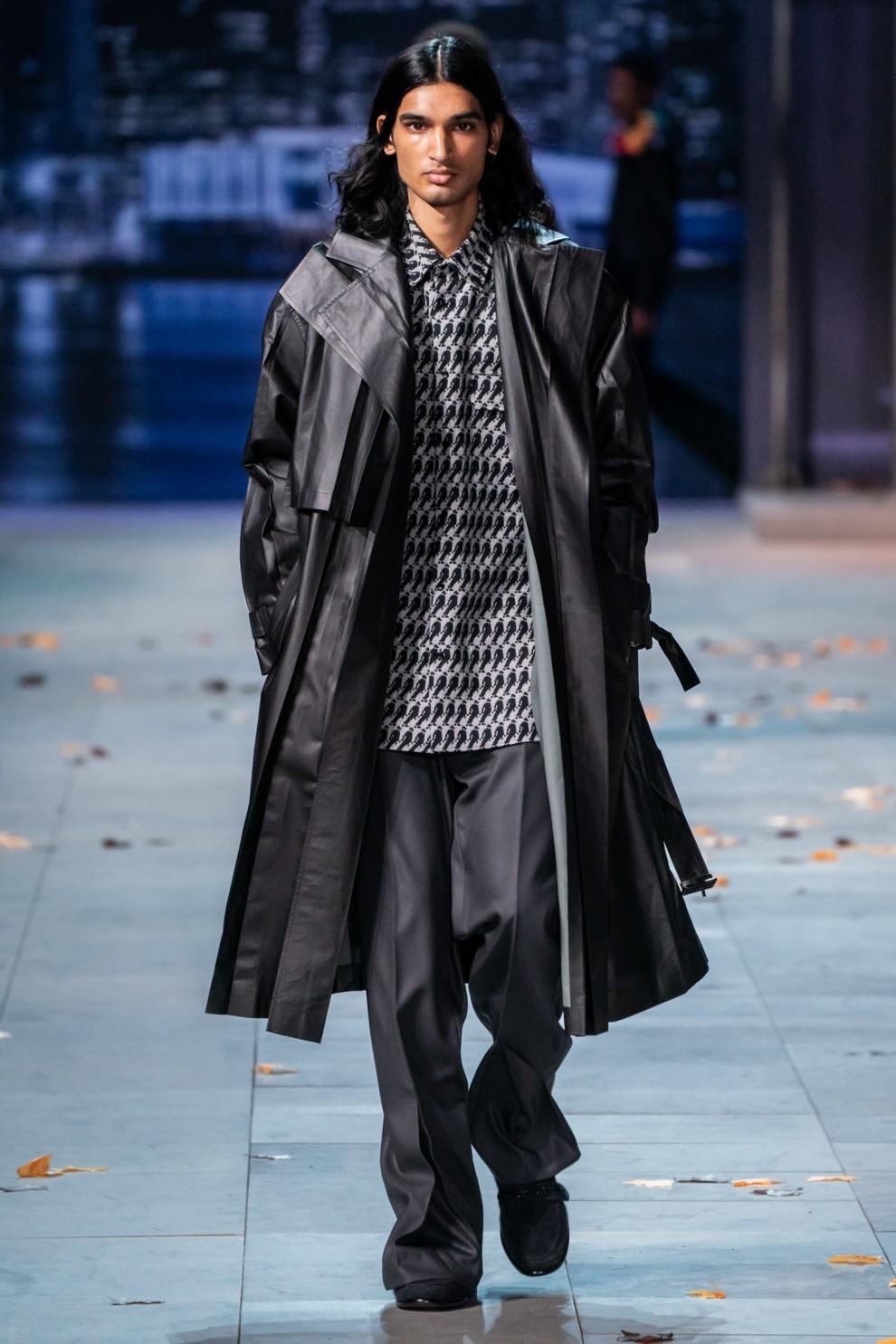 Чоловіча мода  головні тренди сезону осінь-зима 2019 2020  d96441a348503