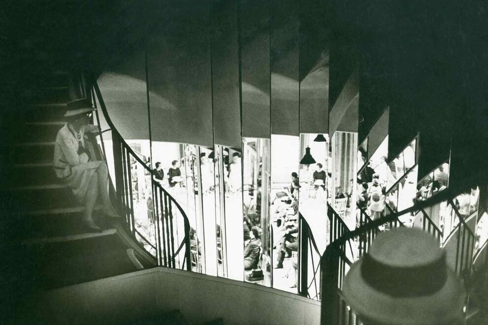 Коко Шанель, 1950