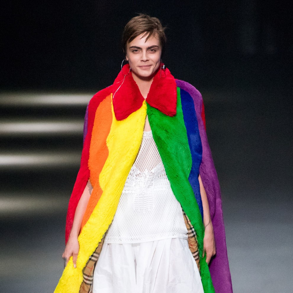 Что нужно знать о Неделе моды в Лондоне весна-лето 2019   Vogue Ukraine aac00cd720c