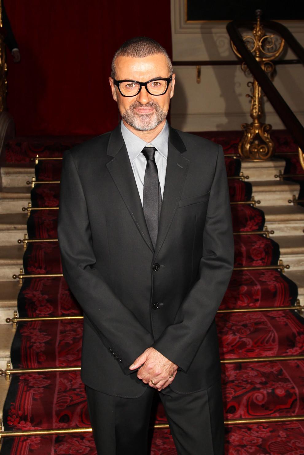 George Michael London 2011