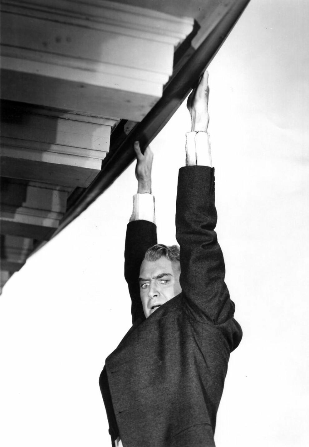 Джеймс Стюарт в фильме «Головокружение», 1958