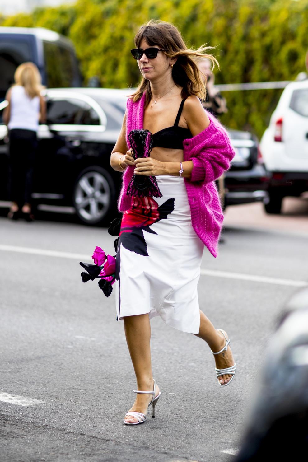 Неделя моды в Милане, июнь 2019