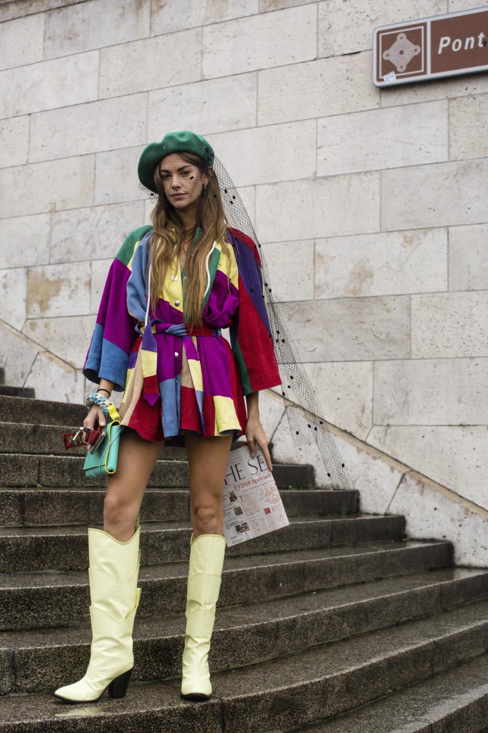 Тренд: одежда в стиле patchwork | Vogue Ukraine - Vogue UA