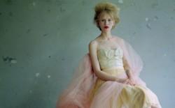 """За кулисами съемки """"После бала"""" из сентябрьского номера Vogue UA"""