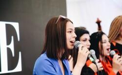 Жить вечно: как прошел бранч Vogue UA на Leopolis Jazz Fest