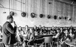 Лекция Данило Вентури из института Polimoda для украинского Vogue