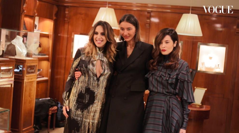 Как прошел праздник шопинга Vogue FNO 2017