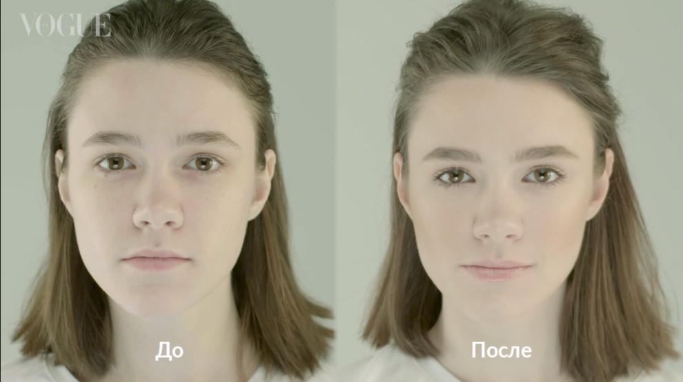 Как создать макияж в стиле nude