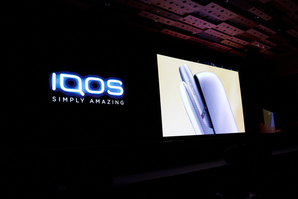 Как прошла презентация IQOS 3 DUO в Киеве