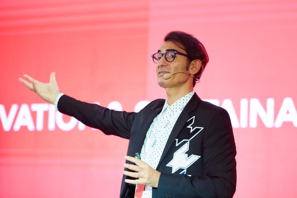 Как прошла 4-я конференция Vogue UA Conference Fashion & Business