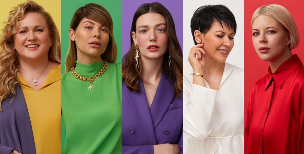 Любить и принимать: героини Vogue – об отношениях со своим телом