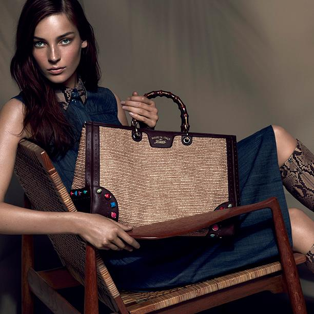 рекламная кампания Gucci Resort 2015