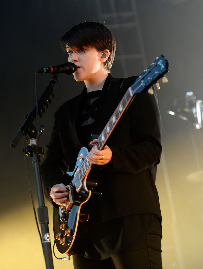 The XX at Governors Ball