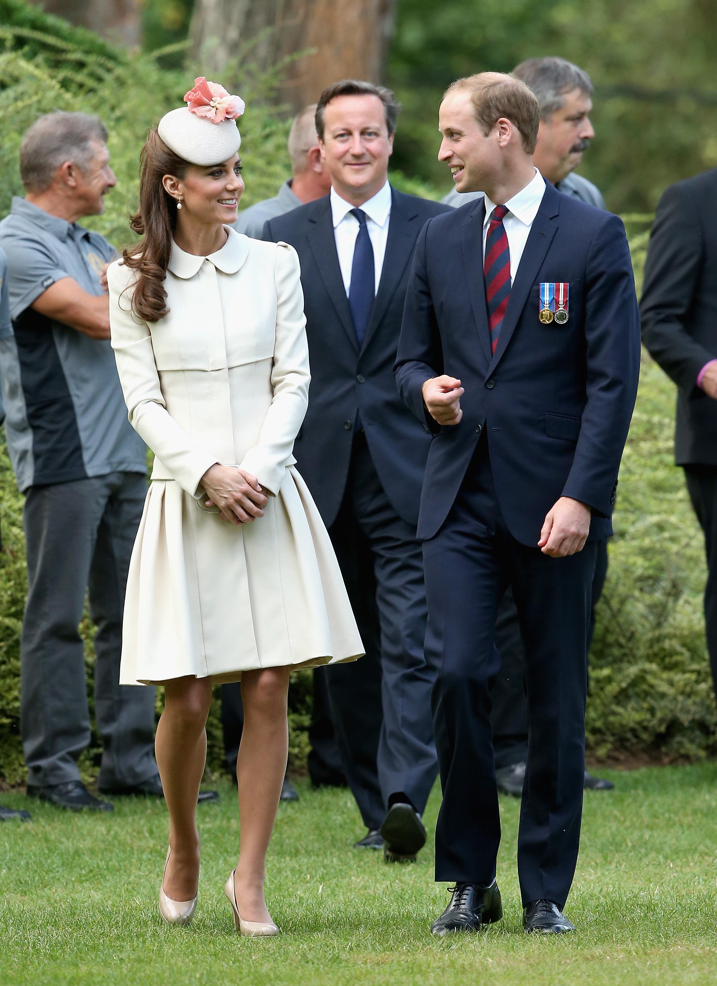 кэтрин и принц уильям фото появился, когда возник