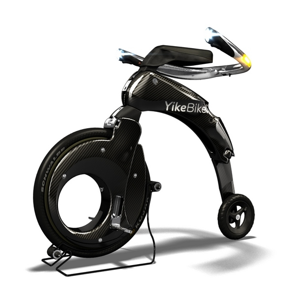 Электровелосипед YikeBike Carbon