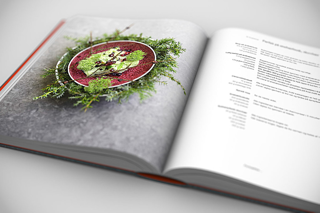 The Wizard Cookbook, Ронни Эмборг