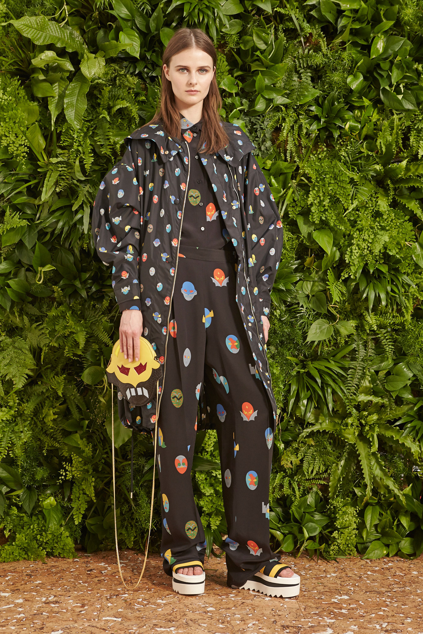 пижама Stella McCartney Resort 2015