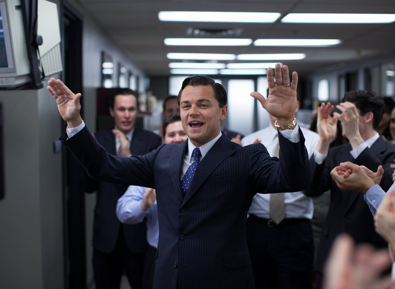 The Wolf of Wall Street movie still