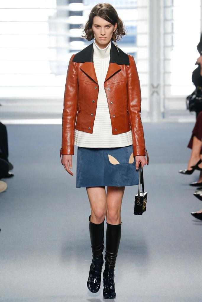 Новая коллекция Louis Vuitton Fall 2014