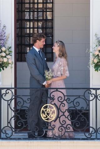 Подробности свадьбы принца Монако Пьера Казираги