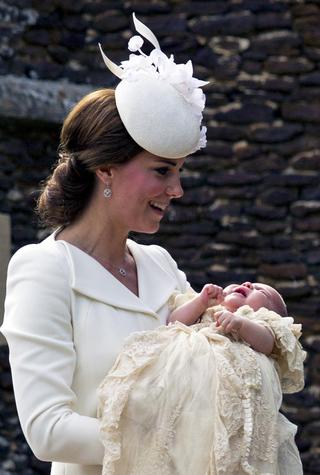 Крестины принцессы Шарлотты: подробности церемонии