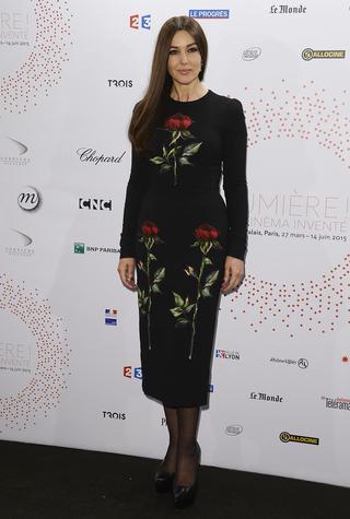 Образ дня: Моника Беллуччи в Dolce & Gabbana