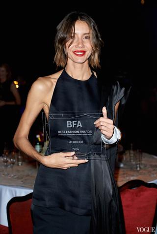 Номинанты Best Fashion Awards 2015