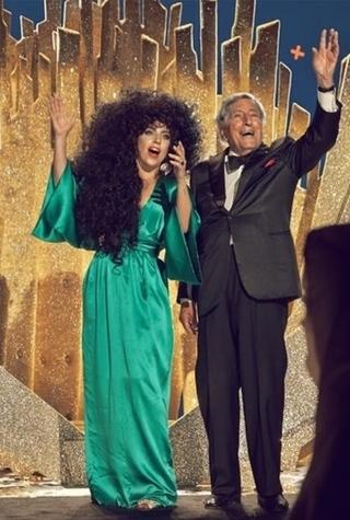 Видео: Леди Гага и Тони Беннетт для H&M